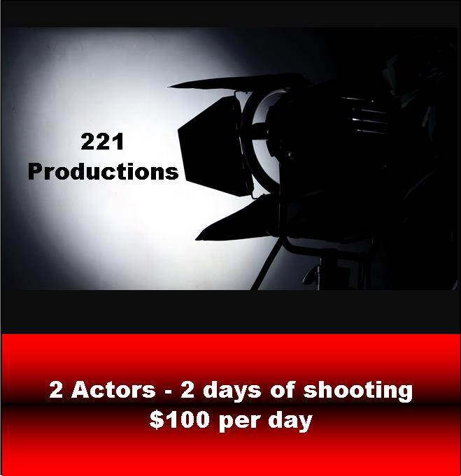 Audition for Movie
